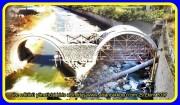 Tarihi osaman baba yıkılan köprü