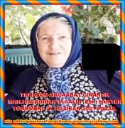 Trabzon Akçaabat Çınarlık Mash Halkından salih Eşi